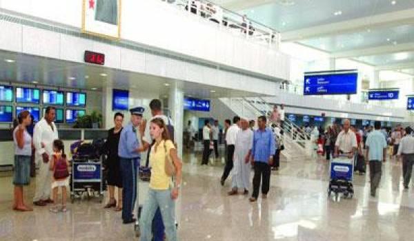 Aéroport international d'Alger : alerte à la bombe !