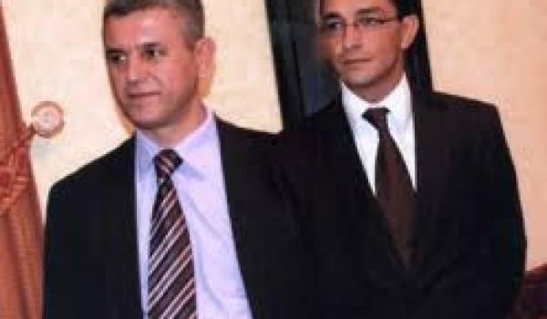 Mohcine Belabbès, nouveau président du RCD.
