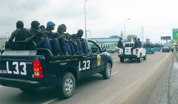 Pendant toutee la durée de la présidentielle le potentat local a déployé ses forces de sécurité et coupé les moyens de communication.