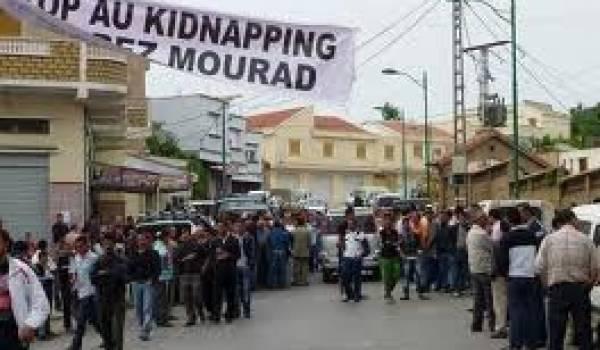 Plusieurs marches avaient été organisées par le passé pour dénoncer les ravisseurs.