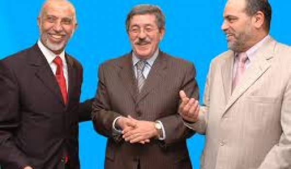 L'ancienne alliance qui avait soutenu le système et Bouteflika est toujours là.