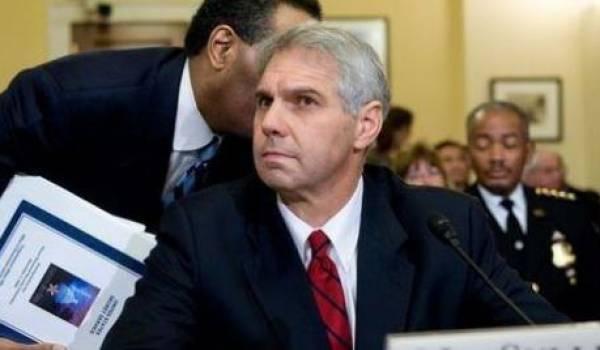 Marc Sullivan, le chef du Service secret.