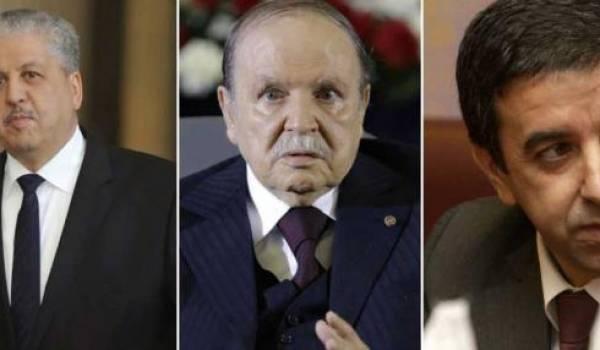 Sellal, Bouteflika et Haddad