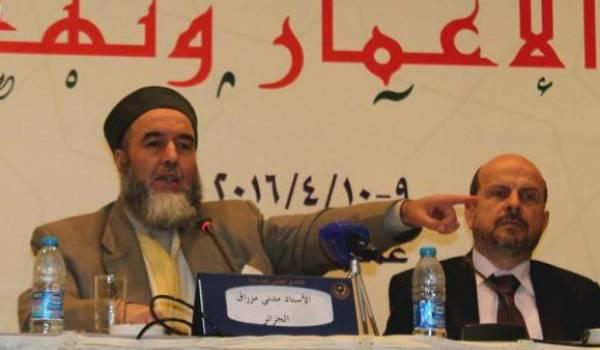 A partir de la Jordanie, Madani Mezrag affirme vouloir libérer 140 terroristes des prisons algériennes.