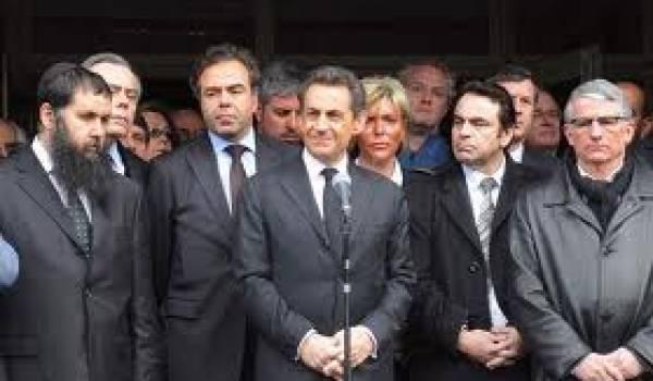 Le candidat Sarkozy a profité de la tuerie de Toulouse pour redorer son blason.