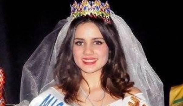 Miss Kabylie traînée injustement dans la boue.
