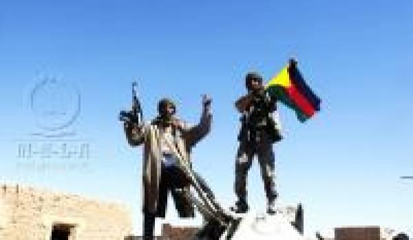 Les militants de l'Azawad ont commencé leur combat le 17 janvier.