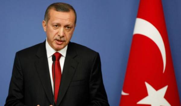 Tayyep Erdogan, premier ministre turc