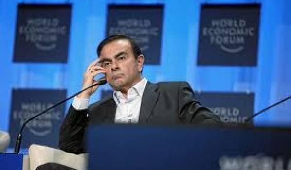 Carlos Ghosn, le PDG de Renault, avait menacé qu'il n'y aura pas d'autre usine que Renault en Algérie.