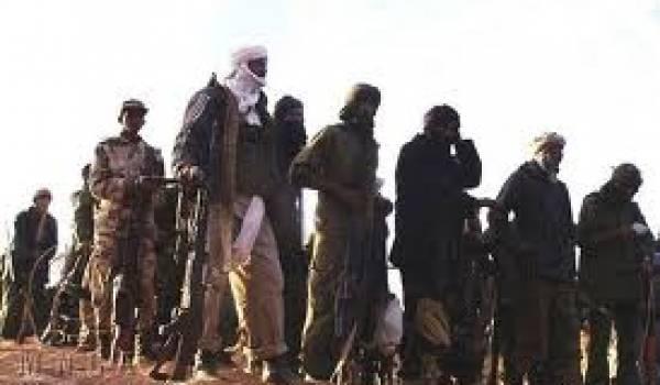 Les touareg se sont retrouvés dans l'impasse après l'intervention française.