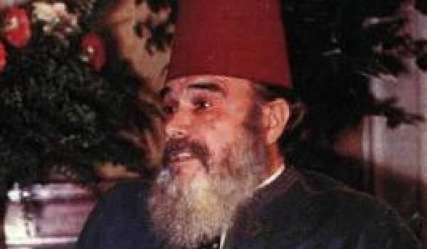 Messali Hadj, membre fondateur du PPA.