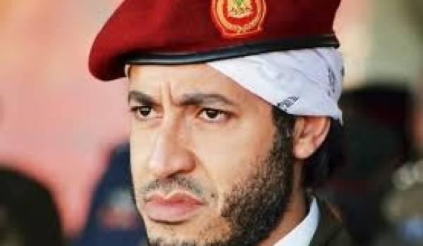 Saadi Kadhafi.