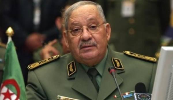 Ahmed Gaïd Salah devenu l'allié incontournable du chef de l'Etat.