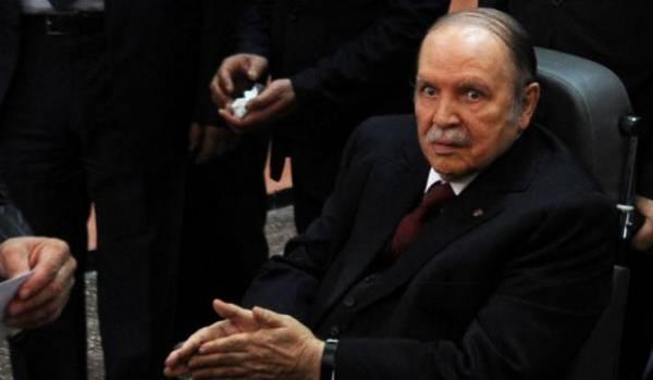 Bouteflika ne s'adresse plus aux Algériens directement.
