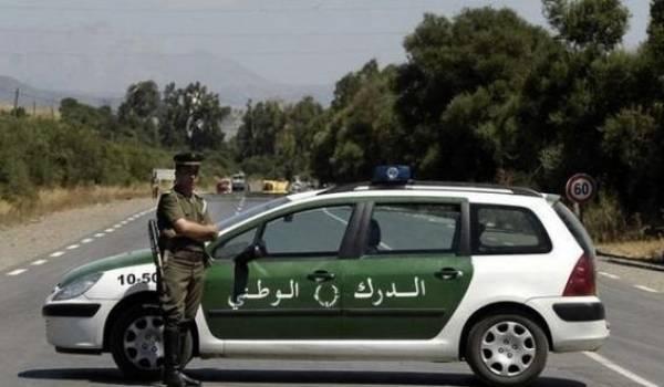 Opération réussie de la gendarmerie à Batna