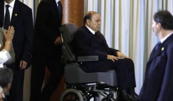 Le patient de Zéralda officiellement à la tête de la présidence.