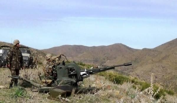 L'Armée a multiplié les interventions contre les groupes terroristes.