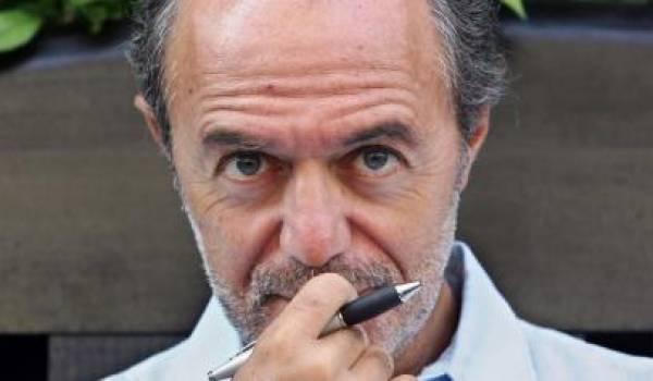 L'écrivain Pierre Assouline sur BRTV