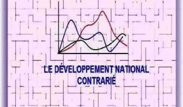 """Algérie : """"Le développement national contrarié"""""""