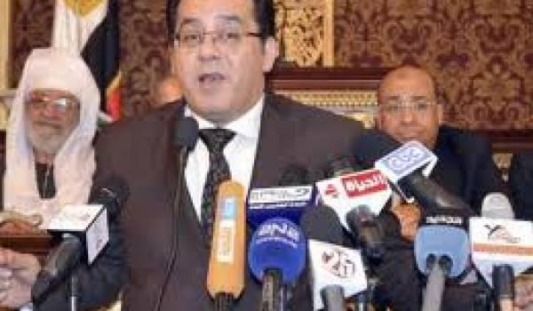 L'opposant Ayman Nour