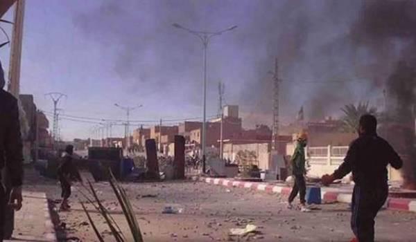 25 morts au moins dans des affrontements à Ghardaia