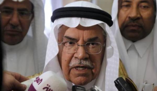Ali Naïmi et l'Arabie saoudite ont conduit l'Opep à une crise