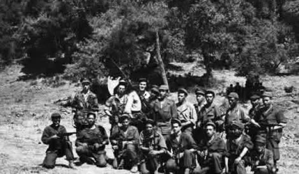 Une partie d'un bataillon de la wilaya I commandé par Tahar Zbiri.