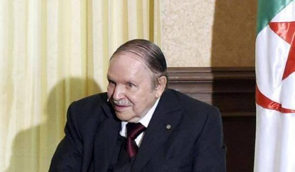 Abdelaziz Bouteflika rentré en Algérie