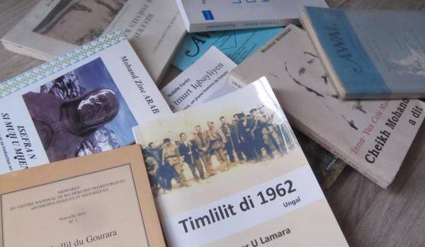 Faisons du 12 janvier une journée  du livre amazigh