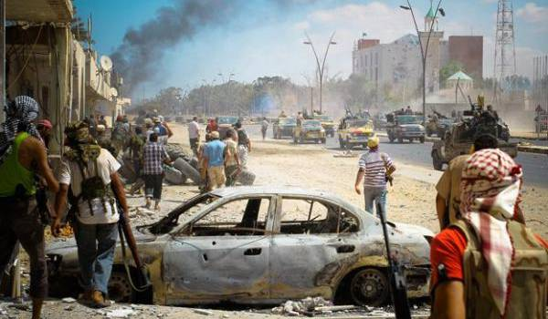 La Libye toujours dans le chaos