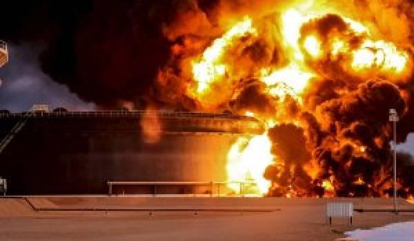 L'organisation Etat islamique attaque les installations pétrolières