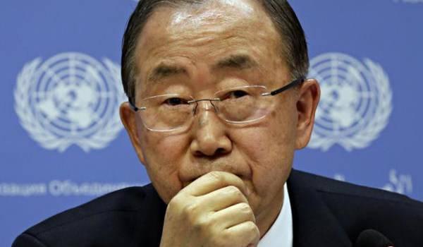 Ban Ki Moon exige le retour de la mission de l'Onu au Sahara occidental