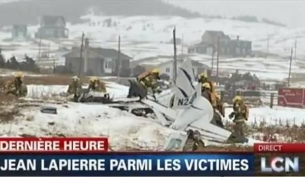 Six morts dont un ministre dans le crash d'un avion de tourisme au Canada