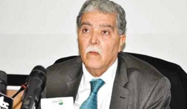 Miloud Chorfi est devenu sénateur.