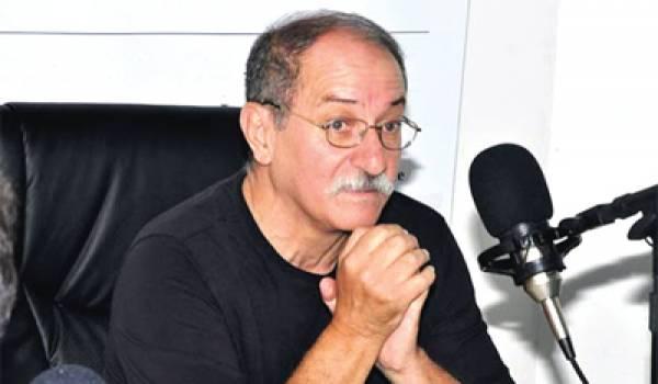 Djilali Hadjadj, l'infatigable pourfendeur de la corruption et des injustices.