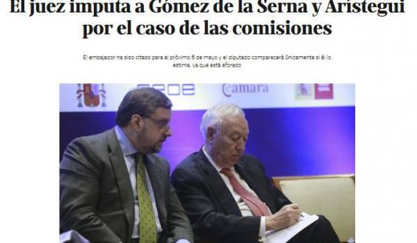 La presse espagnole révèle un scandale de corruption en Algérie.