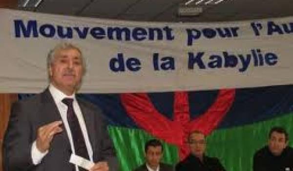 MAK : le pouvoir raciste d'Alger réprime à nouveau