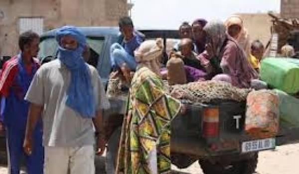 Des dizaines de milliers de Maliens se sont réfugiés en Mauritanie