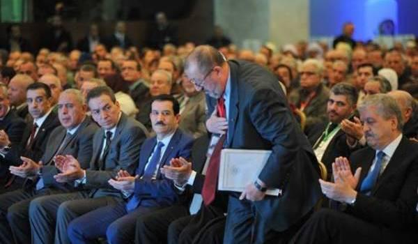 Abdelmadjid Sidi Saïd and co au service des tenants du pouvoir.