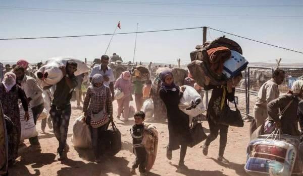 11 millions de Syriens ont été forcés de fuir leurs maisons