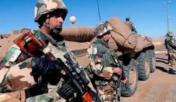 L'Armée a démantelée une cellule de soutien au terrorisme.