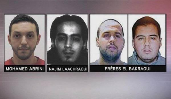 Les terroristes de Bruxelles voulaient terroriser Paris aussi.