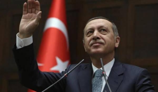 Recep Tayyip Erdogan ne supporte pas qu'on critique ses décisions.