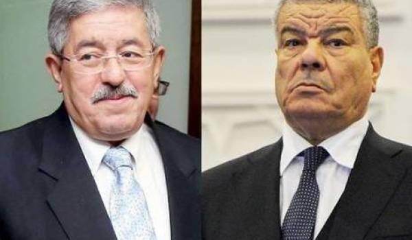 Ouyahia-Saadani, deux faces d'un seul pouvoir.