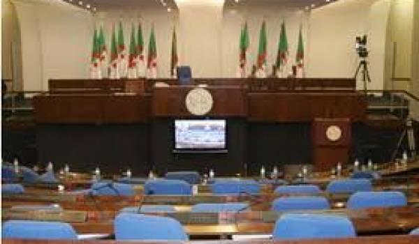 L'Algérie a désormais une assemblée mal élue