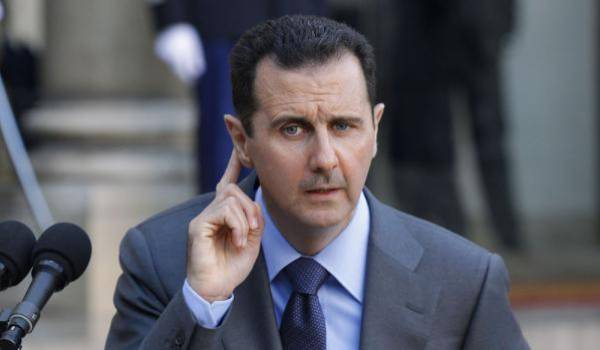 Barack Obama a scellé le sort d'Al Assad, le boucher de Damas.