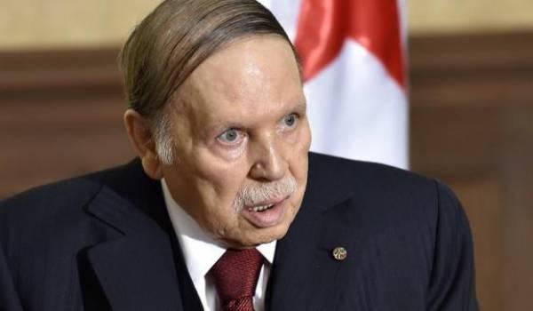 Les derniers clichés d'Abdelaziz Bouteflika le montrent sous son vrai jour. Photo AFP