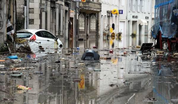 Dix morts dans le sud-ouest de la France.