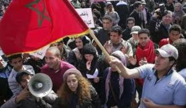 Les manifestants ont exigé des mesures d'urgence contre le chômage