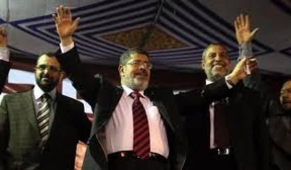 Mohamed Morsi, candidat des Frères musulmans